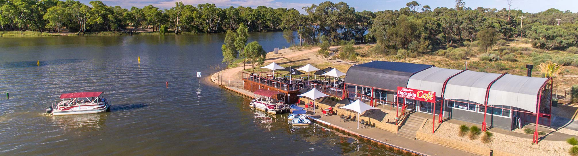 Mildura Dockside Marina History Cover Photo