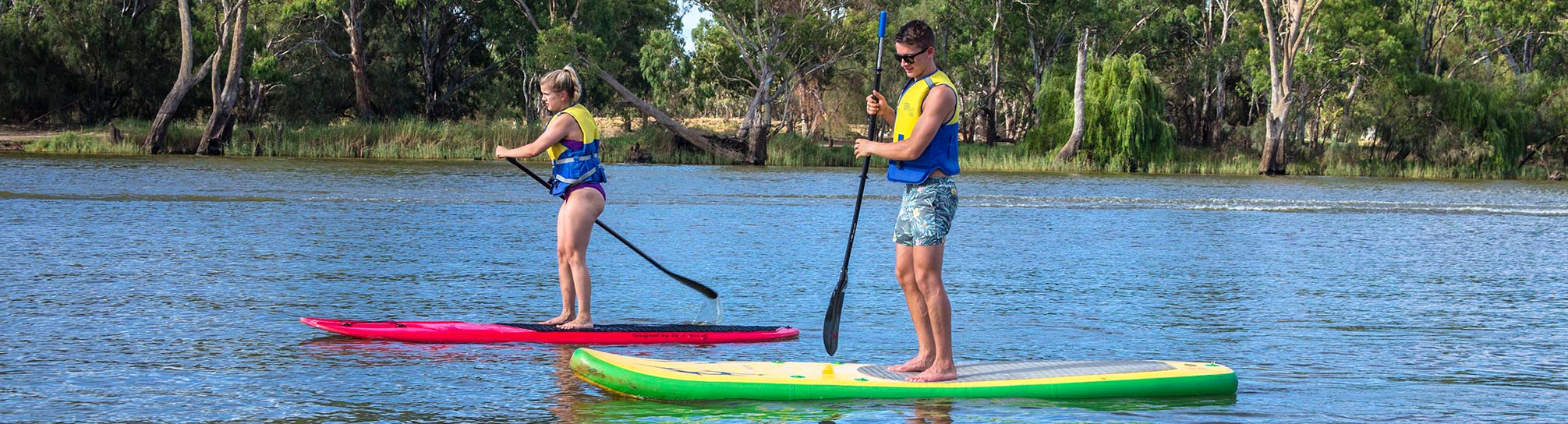Paddleboards & Hobie Cover Photo