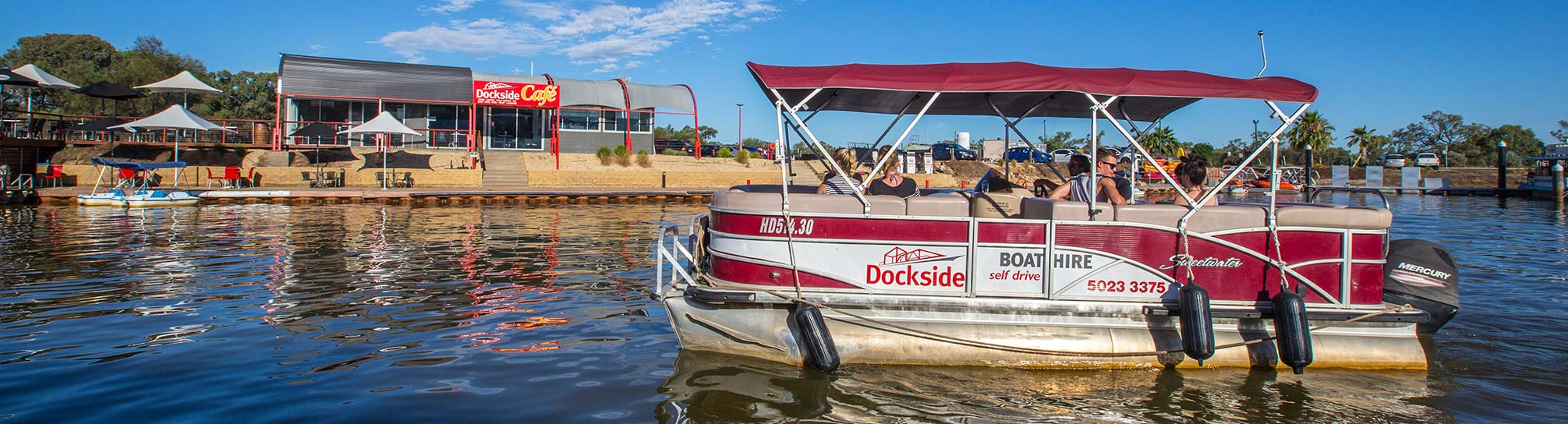 Pontoon Boats Cover Photo
